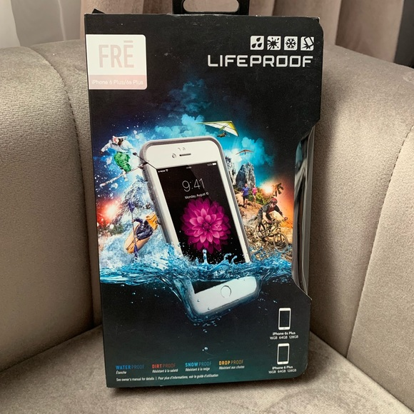 wholesale dealer a1bfa 85520 New in box LifeProof FRĒ Case for iPhone 6/6s Plus NWT